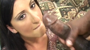 Very hot Luscious Lopez likes plowing hard