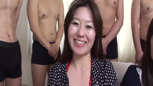 Very hot japanese mature wants orgy