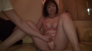 Creampied starring wild japanese mature