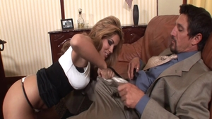 Gorgeous Isis Taylor doggy sex