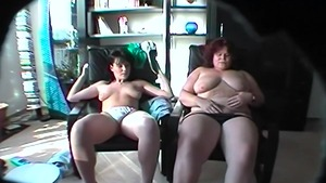 Sex in the company of young brunette
