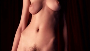 Busty japanese amateur finds irresistible fun with toys