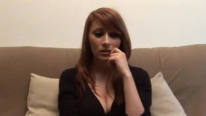 Cock sucking with small tits french amateur Roxy Carter