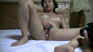 Korean female gets a good fucking HD