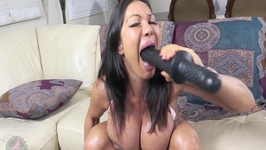 MILF Ava Devine fucking in the ass