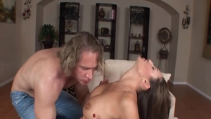 Sky Taylor hard pussy eating XXX video