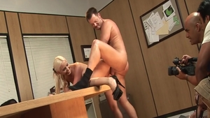 Hard ramming in the company of hot star Brooke Haven
