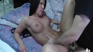 Rough fucking with super sexy amateur Athina Love