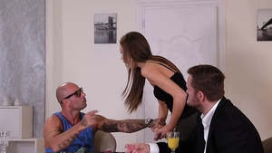 Tina Kay & Mike Angelo penetration