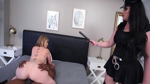 Rough nailing with erotic slut Sara Jay
