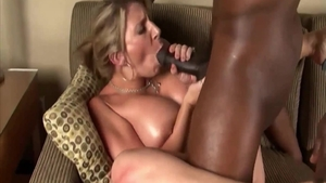 Sara Jay sucking dick scene
