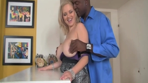 Sex scene together with big ass blonde hair Katie Kox