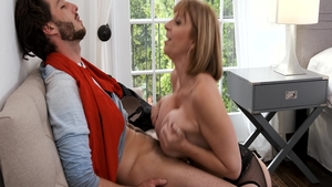 Mature Sara Jay fucked in the ass XXX video