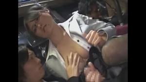 Sex scene starring big ass japanese mature