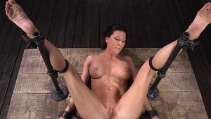 Banging BDSM among amazing hooker Ariel X at the party