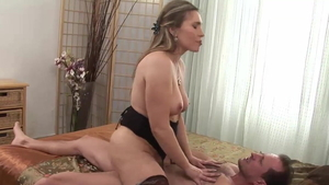 Mature Evelina Marvellu hard sex
