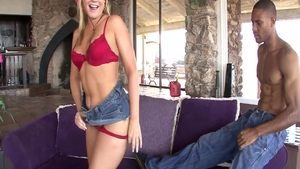 Super hot girl Flower Tucci wishes for plowing hard