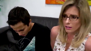 American Cory Chase is so large boobs stepmom