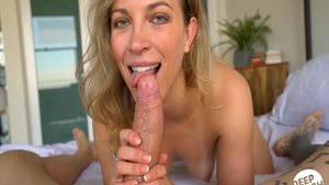 Lily Love is so pretty blonde
