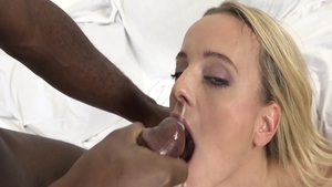Horny stepmom Victoria Pure sucks BBC