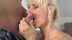 Sex together with young MILF