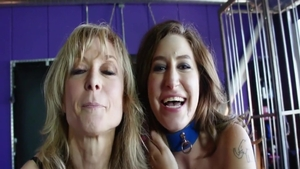 Nina Hartley does what shes told