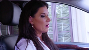 Rough nailing together with Arabic stepmom India Summer
