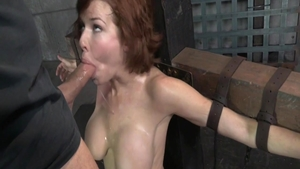 Busty Veronica Avluv MILF face fucking sex tape