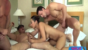 Young Sharon Lee ass pounded XXX video