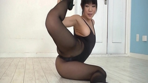 Very hot asian amateur wants sex scene in spandex