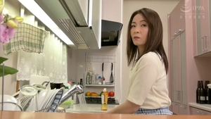 Small boobs japanese teen gets a buzz out of plowing hard HD