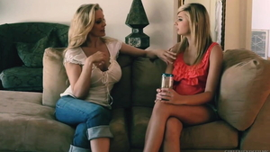 Teen Molly Bennet and young Molly Bennett pussy fucking