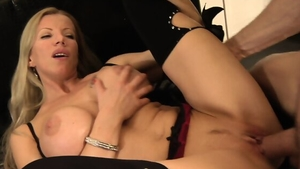Large boobs stepmom in sexy lingerie hardcore cumshot