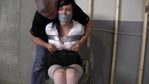Amateur enjoys greatly tied up HD
