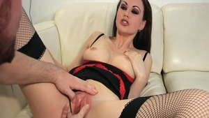 Hardcore plowing hard with brunette Tina Kay