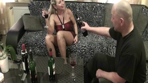 Super sexy german homemade pussy fuck