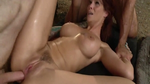 Wild Syren De Mer fucking in the ass
