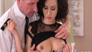 Glamour Stacy Bloom ass fingering XXX video
