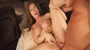 Lena Paul with Johnny Castle gonzo pussy eating