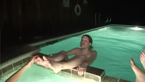 Hawt college girl gets a buzz out of good fucking in HD
