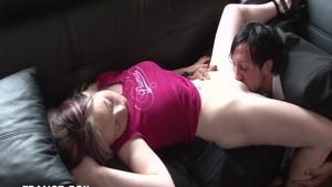 Super sensual hotwife enjoys doggy style