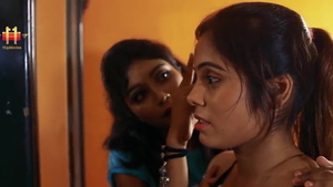 Rough sex together with young desi girl