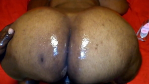 Thick african stepmom finds irresistible slamming hard in HD