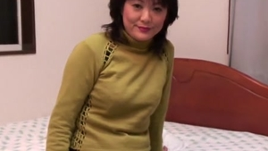 Japanese MILF has a thing for uncensored raw fucking HD