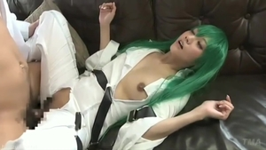 Japanese likes cosplay raw fucking in HD