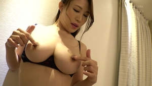 Hairy japanese in stockings HD