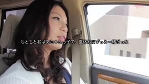 Fucking together with big boobs japanese mature