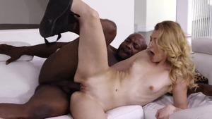 Smashed by big black cock Nat Turner
