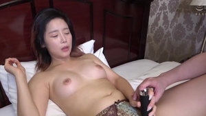 Rough nailing starring ugly korean amateur