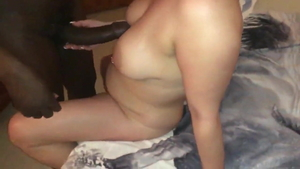 Slamming hard in company with amateur